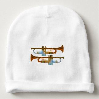 Trumpets Baby Beanie