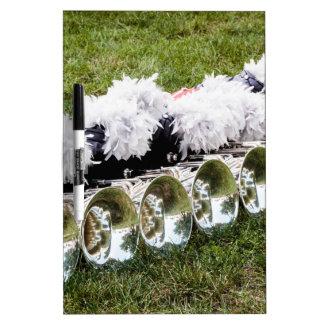 Trumpets Dry-Erase Board