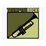 Trumpets Rock! Custom Announcement
