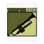 Trumpets Rock! Full Color Flyer