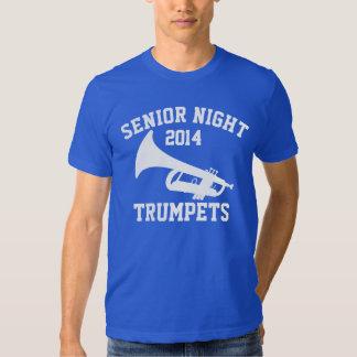 Trumpets Senior Night T-Shirt