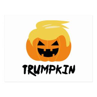 Trumpkin Postcard