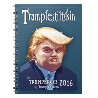 Trumplestiltskin Notebook