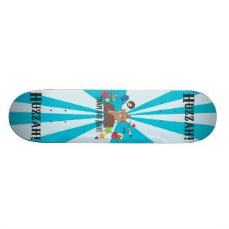 Trumpy Does Magic! Skateboard