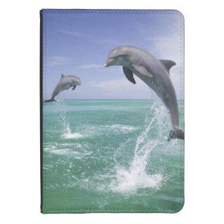 Truncatus) del Tursiops de los delfínes de Bottlen Funda De Kindle Touch
