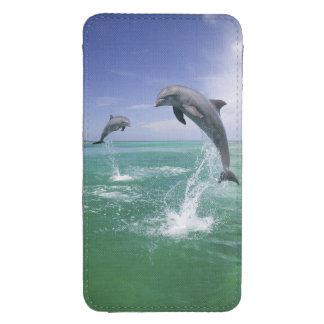 Truncatus) del Tursiops de los delfínes de Funda Acolchada Para Galaxy S4