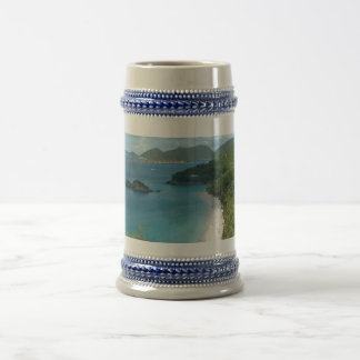 Trunk Bay, Dreaming! Beer Stein
