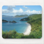 Trunk bay, mouse pad