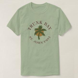 Trunk Bay shirt US Virgin Islands