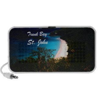 Trunk Bay, St. John PC Speakers