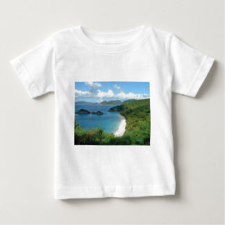 Trunk Bay, St. John, USVI Baby T-Shirt