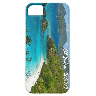 Trunk Bay, St John USVI iPhone SE/5/5s Case