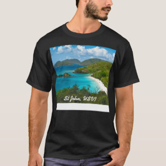 Trunk Bay, St John USVI T-Shirt