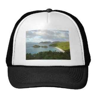 Trunk Bay, St John, USVI Trucker Hat