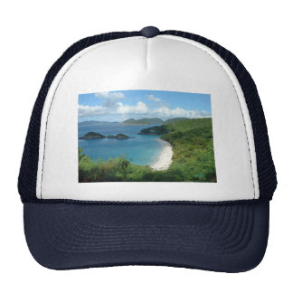 Trunk Bay, St. John, USVI Trucker Hat