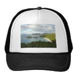 Trunk Bay, St John, USVI Trucker Hats