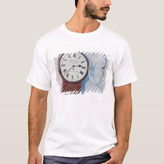 Trunk dial clock, London, 1850 T-Shirt