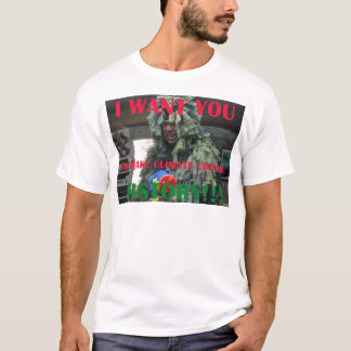 TRUNK - I WANT YOU T-Shirt