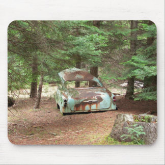 Trunk in the trunks  by djoneill mouse pad