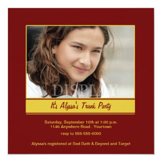 Send Off Party Invitations Announcements Zazzle
