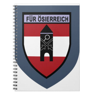 Truppenschule de Luftschutz- Cuaderno