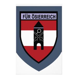 Truppenschule de Luftschutz- Papeleria