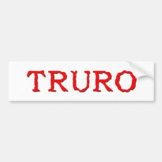 Truro Bumper Sticker