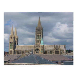 Truro Cathedral Postcard