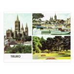 Truro, Cornualles, Inglaterra Tarjetas Postales