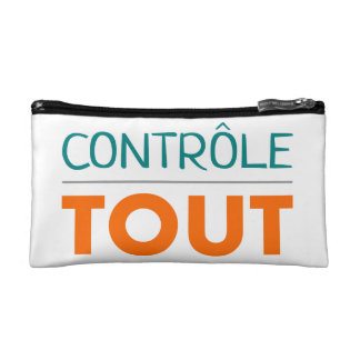 "Trusses ""All is under control "" Cosmetic Bag"