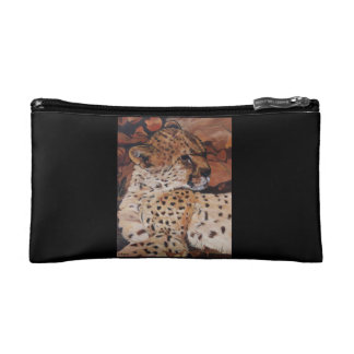 Trusses of Fauve make-up Cosmetic Bag