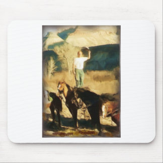 TRUST art by Di.Wi Mouse Pad