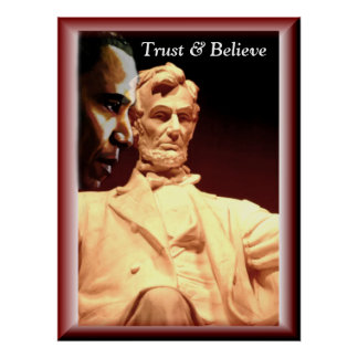 Trust & Believe_ Poster Poster