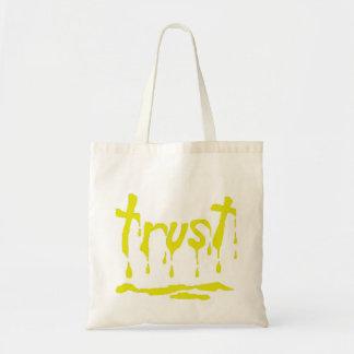 Trust (confidence) tote bag