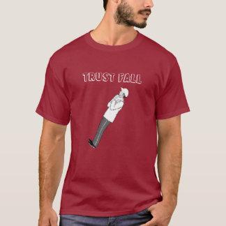 Trust Fall - Alt 4 T-Shirt