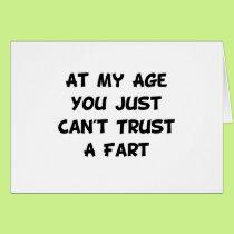 Trust Fart Card