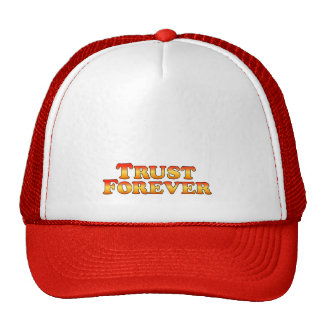 Trust Forever - Clothes Only Mesh Hat