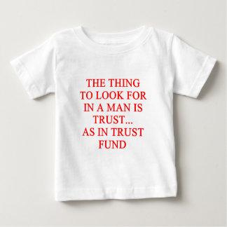 TRUST fund gold digger joke Shirt