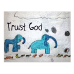 Trust God Gifts & Greetings Post Card