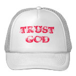 TRUST GOD HATS
