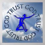 TRUST GOD POSTERS