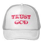 TRUST GOD TRUCKER HAT