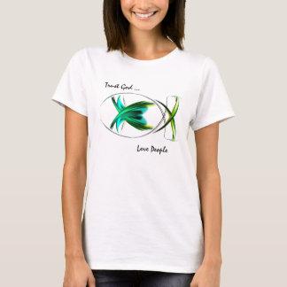 Trust God Women's T-Shirt