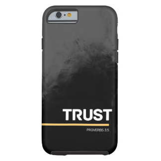 Trust - Grey Design iPhone 6 case