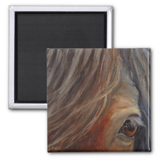 """""""Trust"""" Horse Magnet"""