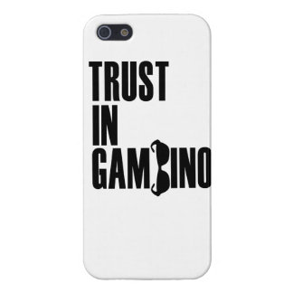 Trust in Gambino iPhone SE/5/5s Cover
