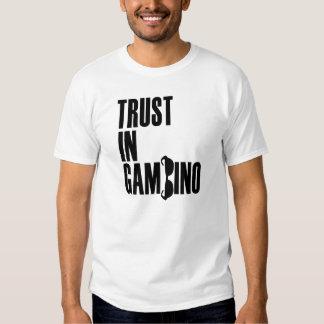 Trust in Gambino T Shirt