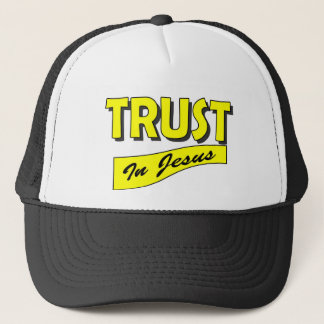 Trust in Jesus Trucker Hat