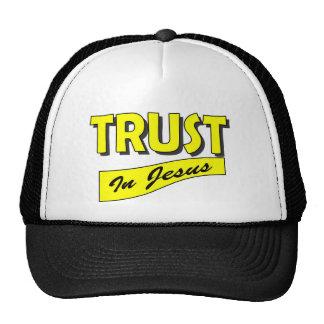 Trust in Jesus Trucker Hat