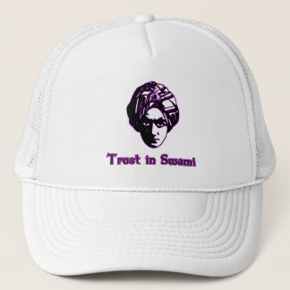 Trust in Swami T-shirts, Hoodies, Travel Mugs Trucker Hat